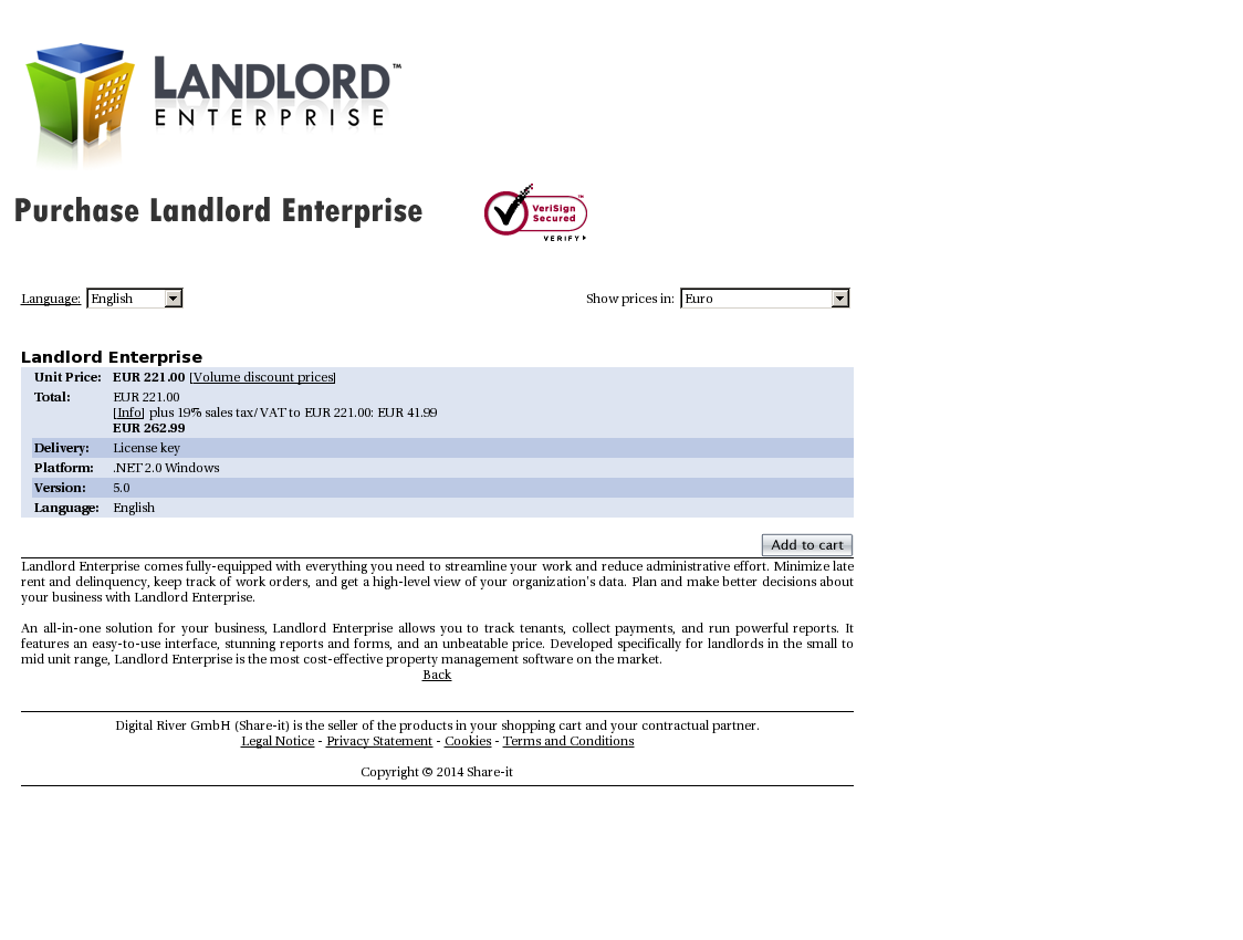 Landlord Enterprise
