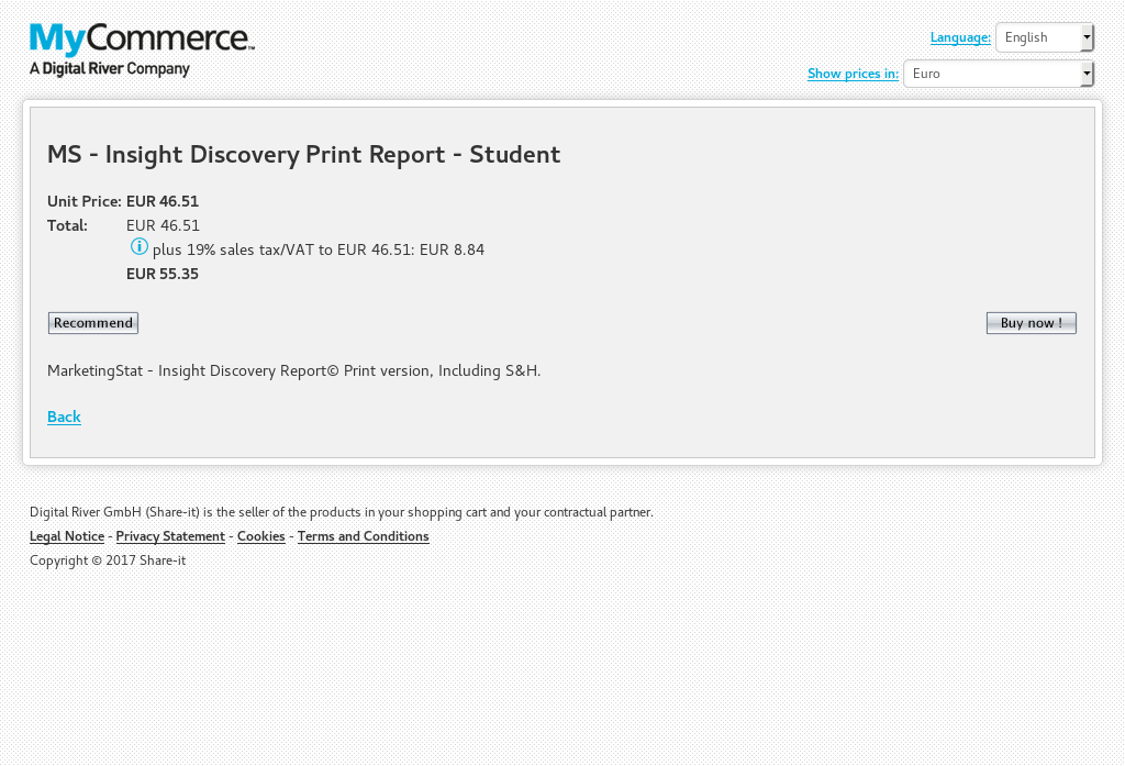 MS - Insight Discovery Print Report - Student
