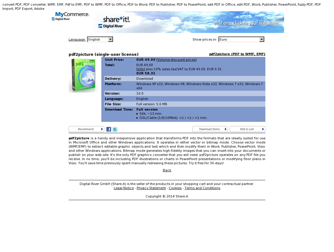 pdf2picture (single-user license)