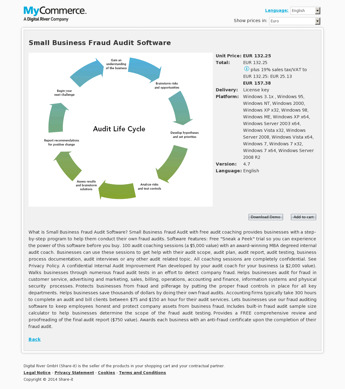 Small Business Fraud Audit Software